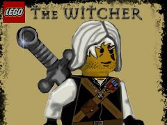 Lego Witcher picture
